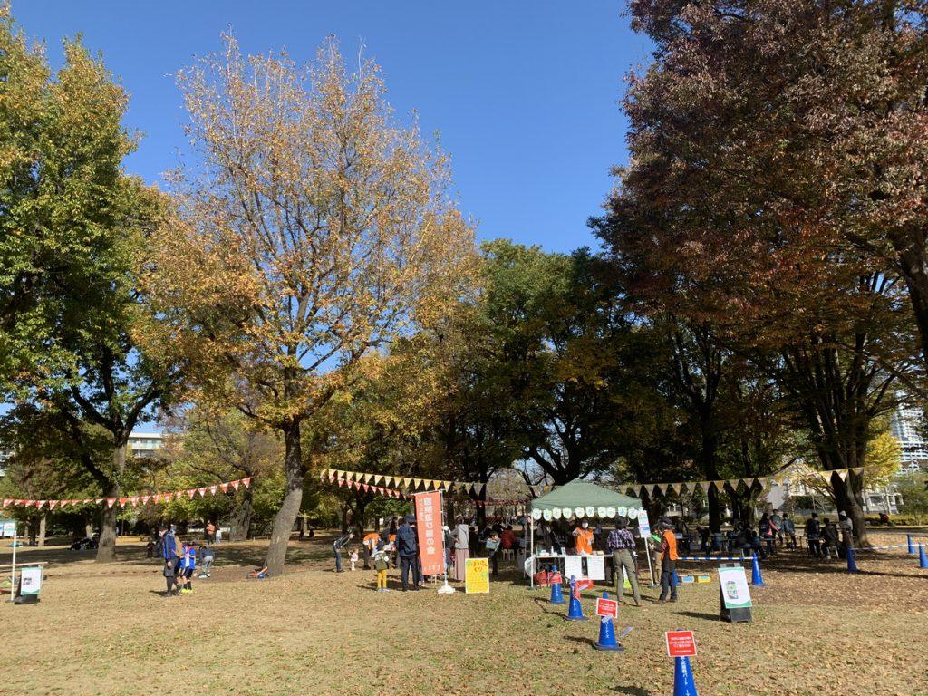 ぶんさんウォーク 武蔵国分寺公園のイベント