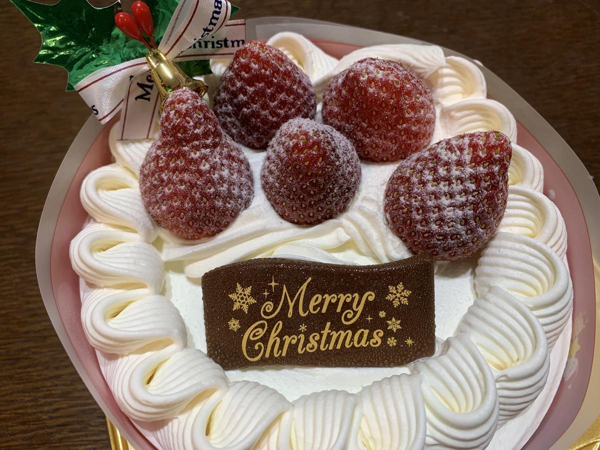 不二家 クリスマス苺のスペシャルショートケーキ