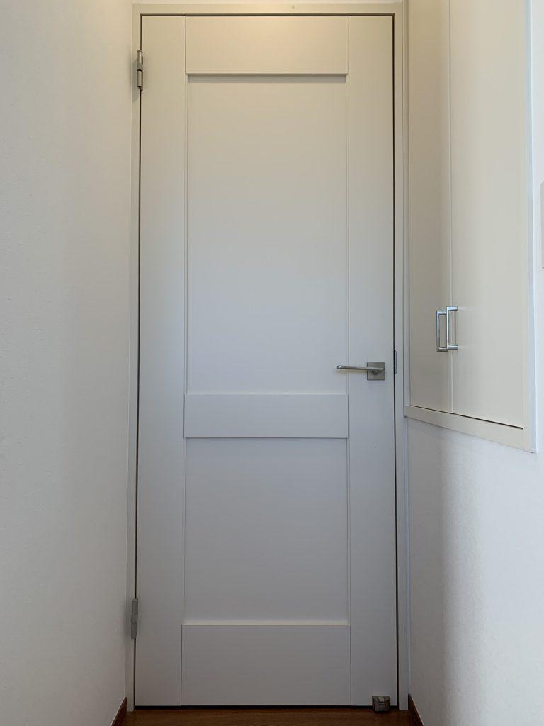 ヘーベルハウスのドア Kタイプ マイルドホワイト