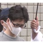 国分寺市のわいせつ事件で逮捕された芝埼佑真 容疑者 (c) TBS News