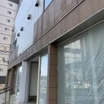 国分寺駅南口近くにあった東京ガスのショールーム跡(2021/07/28時点)